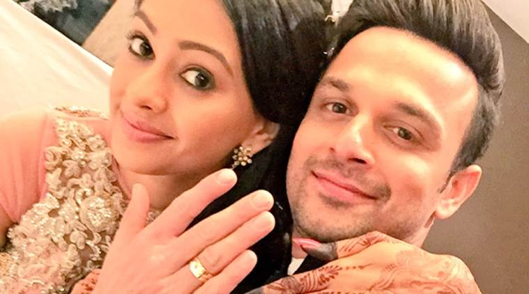 TV serial actress Mugdha marriage with Ravish Desai