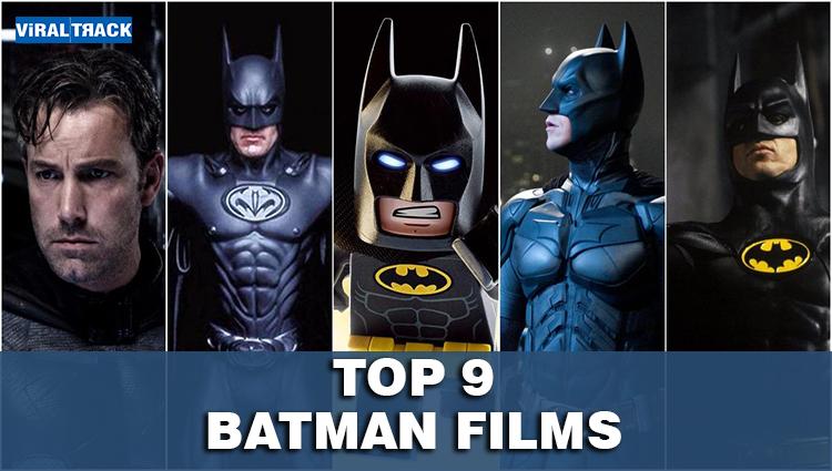 Top 9 batman films