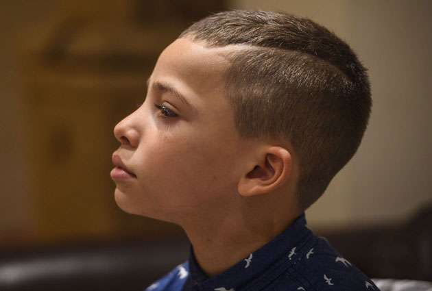 Man quits job because of hair cut of child