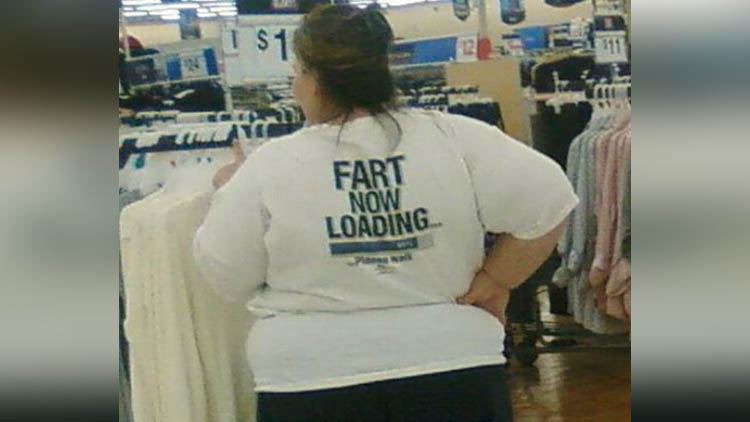 weird words write on t-shirts going viral