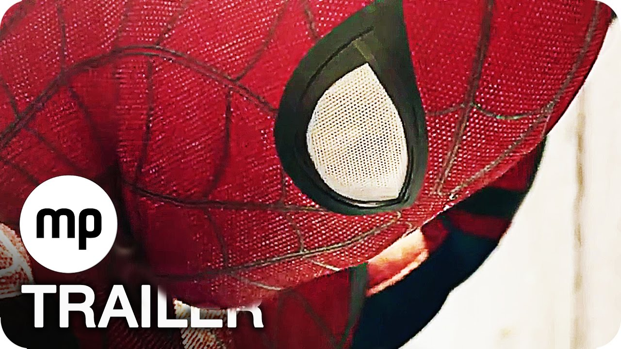 spider-man homecoming official trailer 2