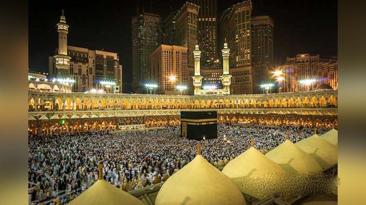 footprints of prophet muhammad in makkah