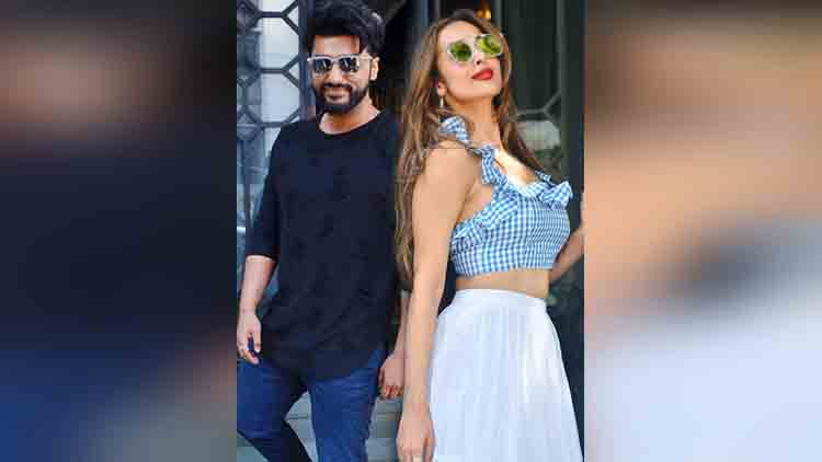 arjun kapoor and malaika arora khan party photos