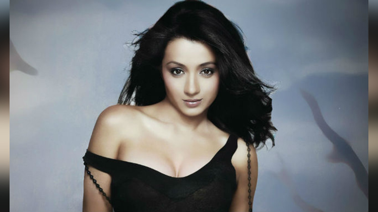 Trisha Krishnan happy birthday