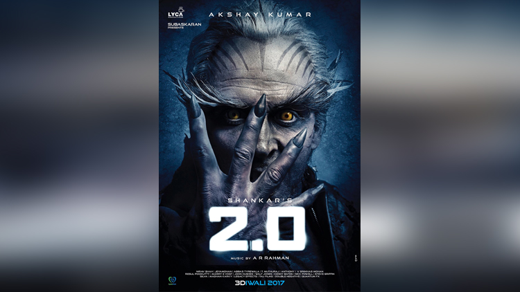 robot 2.0 enters in 100 crore club