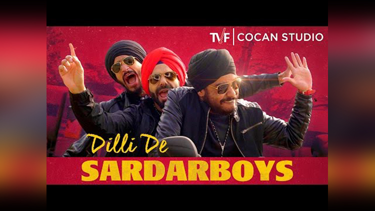 Dilli De Sardarboys Starboy Punjabi Version ft Aparshakti Khurana and Singhsta