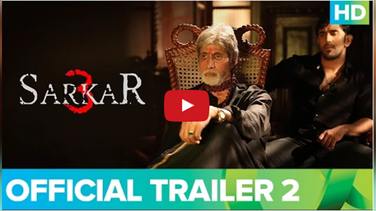 sarkar 3 trailer launch