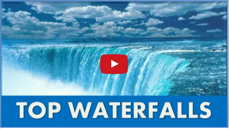 Top 15 Most Beautiful Waterfall