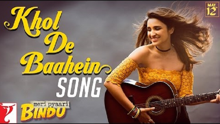 Khol De Baahein Song