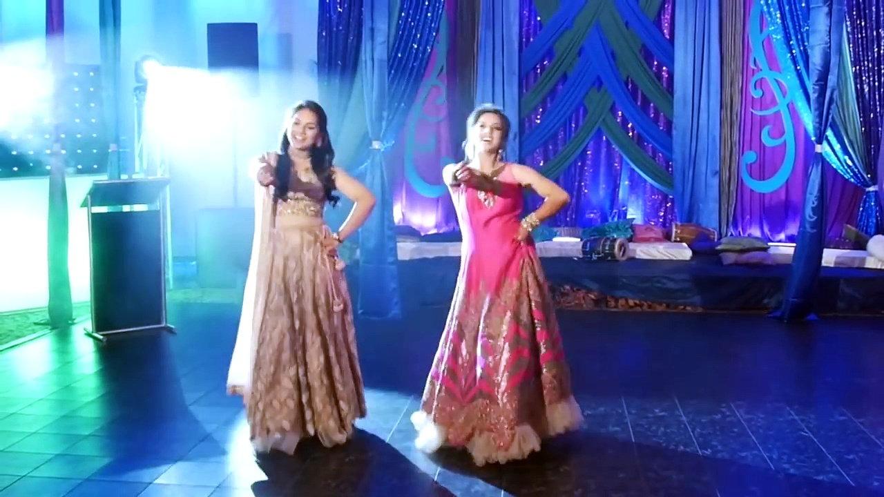 Bride Naina Dance New Bollywood Wedding Dance Performance 2017