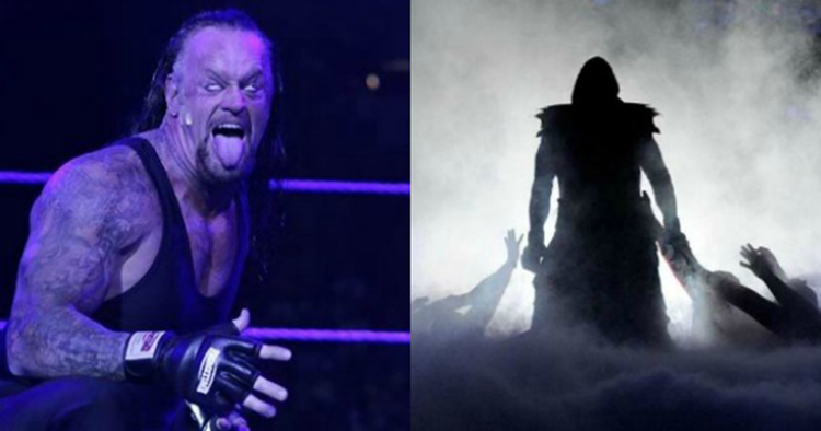 the undertaker has announced his retirement