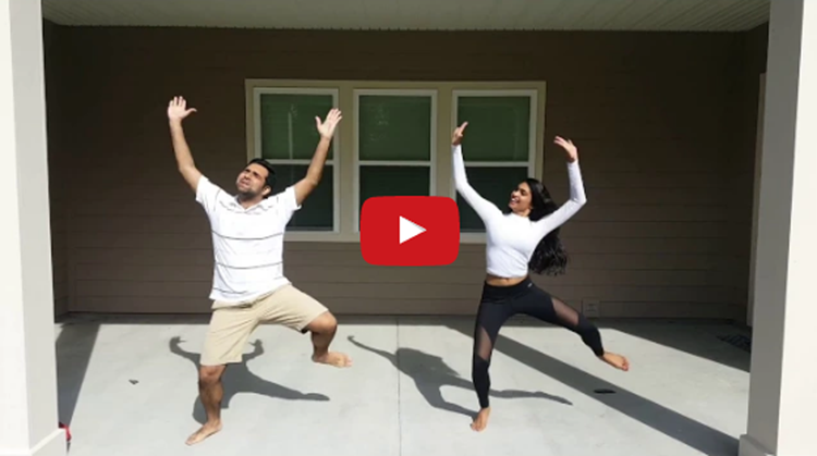 Shape of You Dance by Akshay and Aanchal