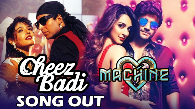 Cheez Badi Video Song new version of Machine movie