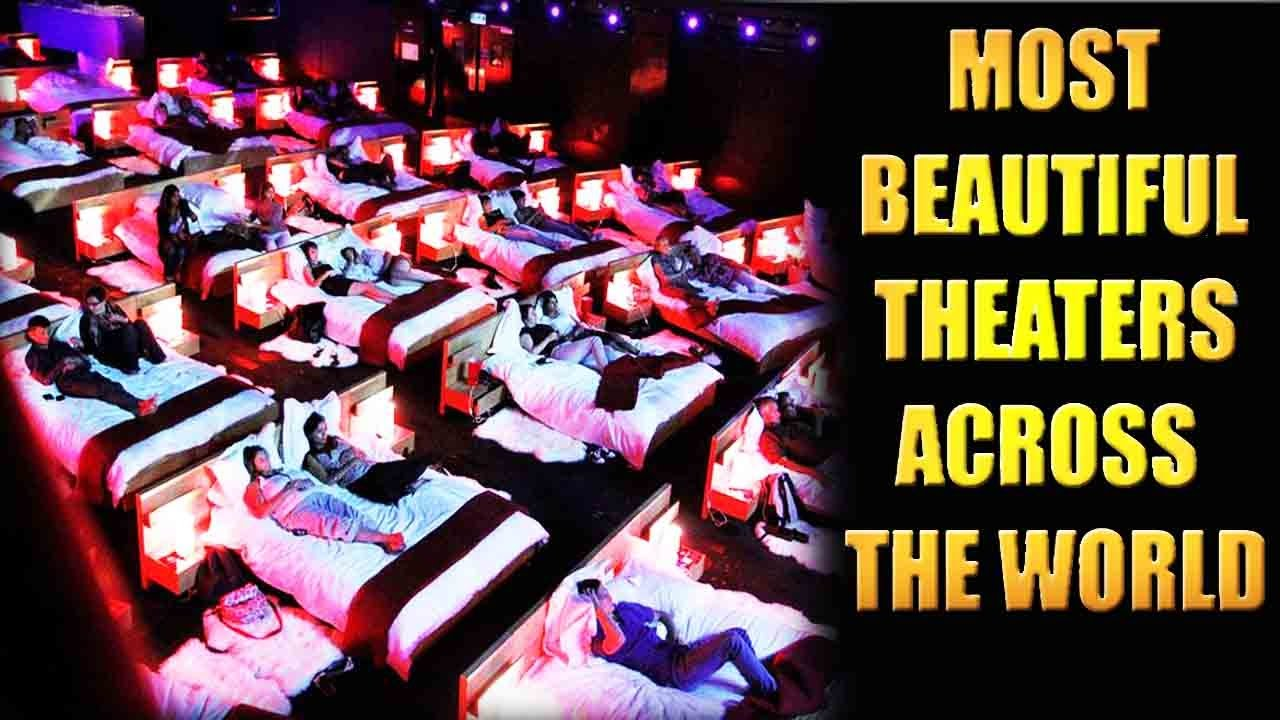 The Most Beautiful and Unique Cinemas Around The World You Would Love to Visit!