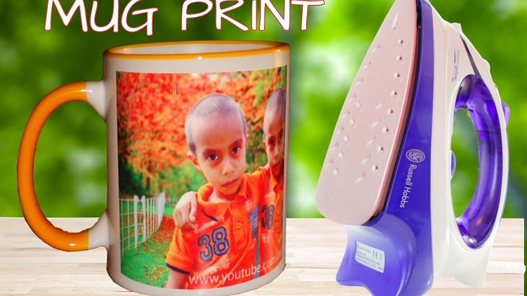 How to Print Photo on Mug at home
