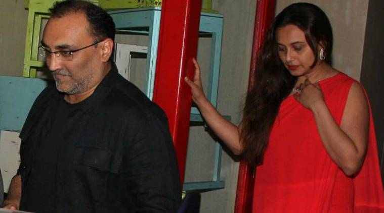 rani mukerji and aditya chopra pictures