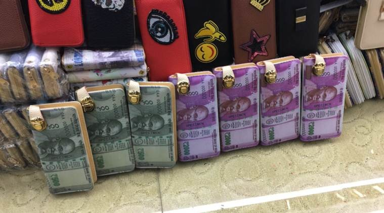 china maked wallet to 500-2000 new currency