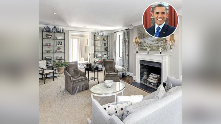president barack obama new house