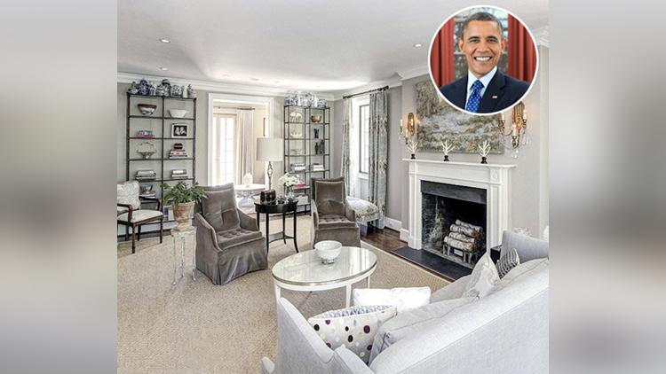 president barack obama new house