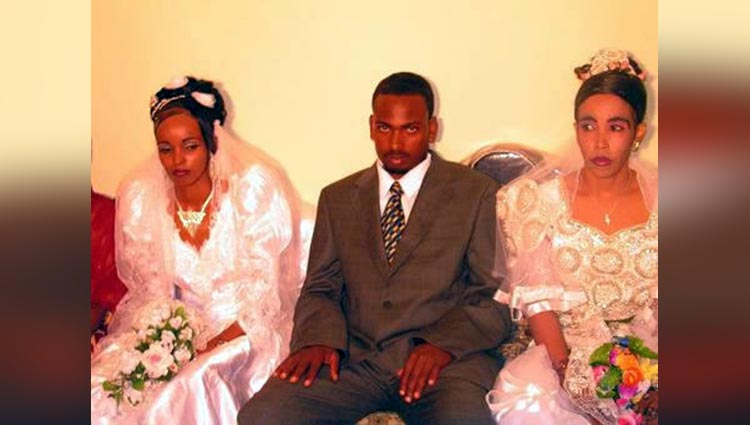 young man will marry two girls