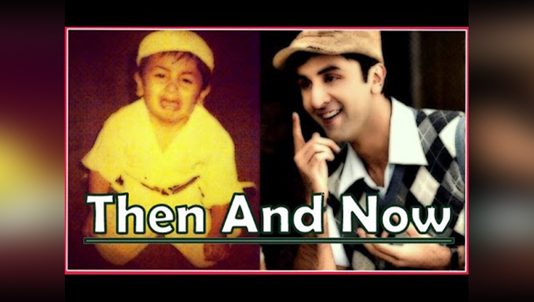 bollywood actors childhood and now photos
