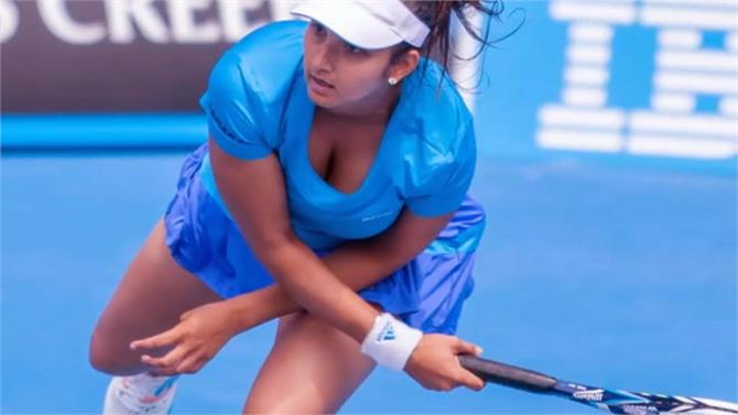 Sania Mirza had to be ashamed of these photos