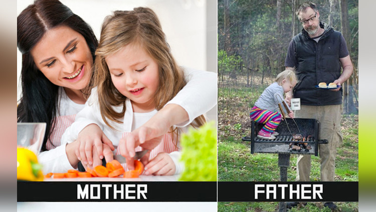 different types of child care