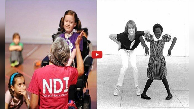 Helping Children with Special Needs through Dance