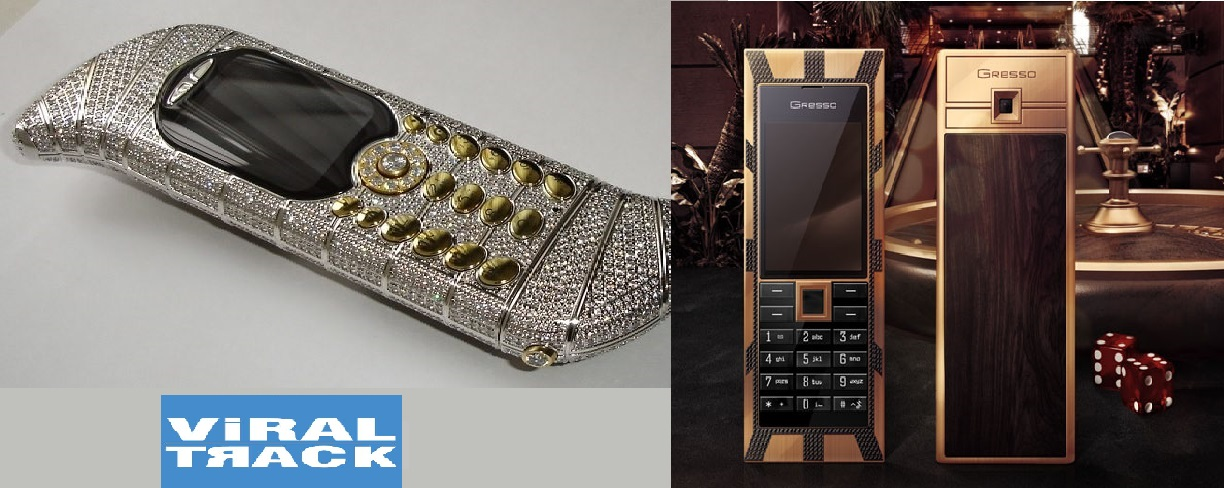 You can not afford expensive phone in the world is so expensive