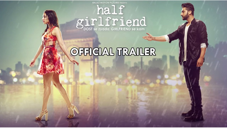 For The Fans Of Chetan Bhagat; Here's The Trailer Of Much Awaiting 'Half Girlfriend'
