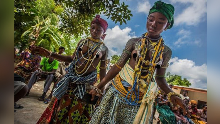 ghana tribal rituals African tribal rituals and ceremonies Traditional