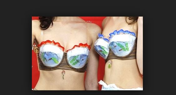 super cool bra japan invention