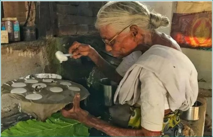 Tamil Nadu famous Idli Amma will get her own house