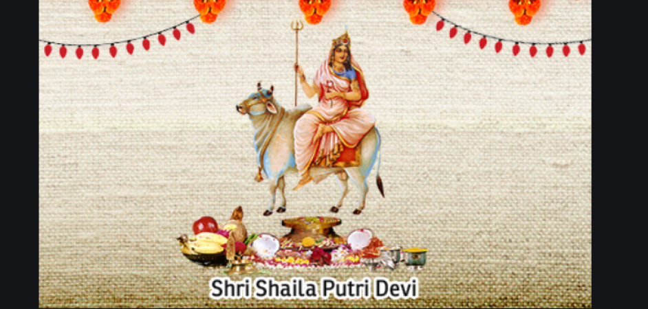 ma shailputri KATHA IN HINDI