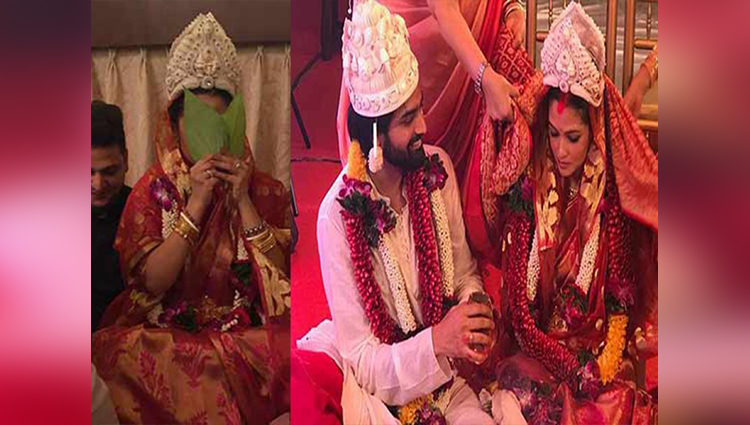 Riya Sen Got Married In An Intimate Ceremony And We Have The Pictures
