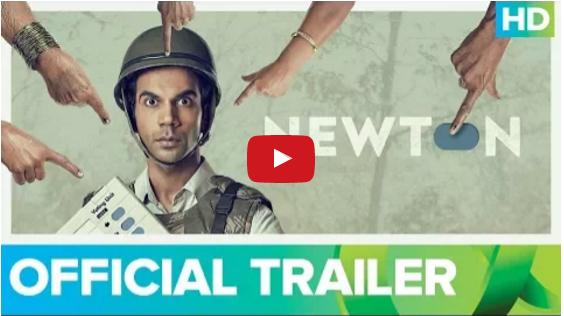 Newton Official Trailer