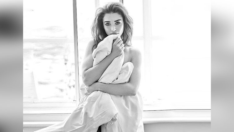 Amy jackson latest hot photoshoot