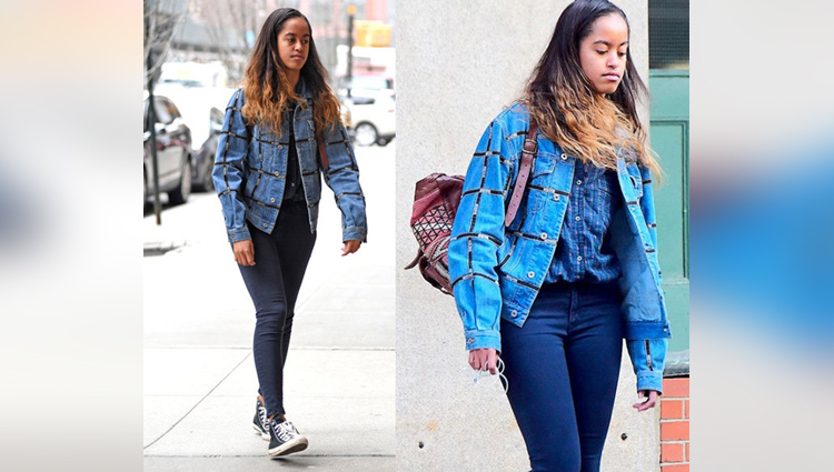 Malia Obama Is Quite Stylish, See Latest Picture