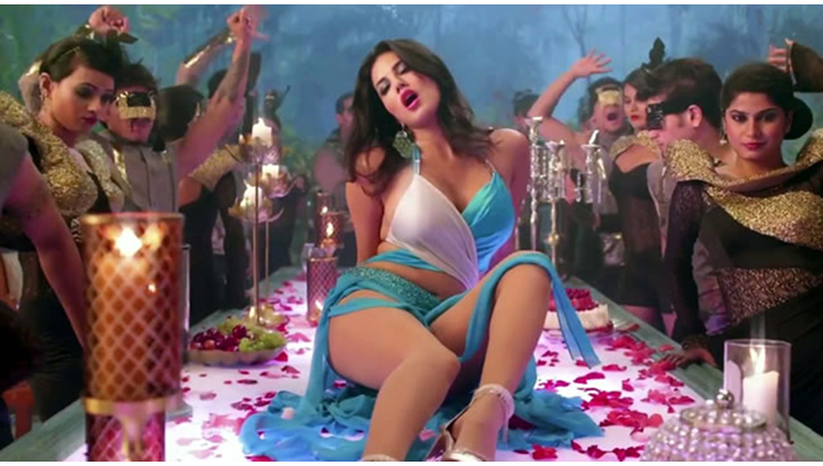 Sunny leone Top hot item songs