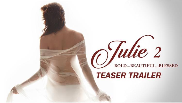 Julie 2 | Teaser Trailer | Raai Laxmi, Ravi Kishan, Deepak Shivdasani