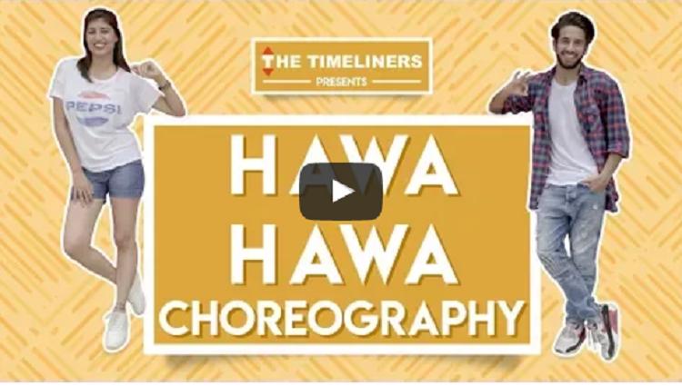 Hawa Hawa Mubarakan Choreography The Timeliners