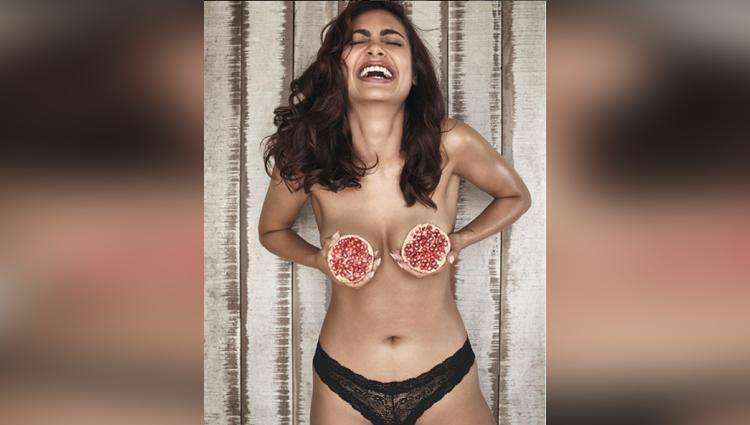 Esha Gupta's Sensual Bikini Avatar Is Too Hot And Sexy