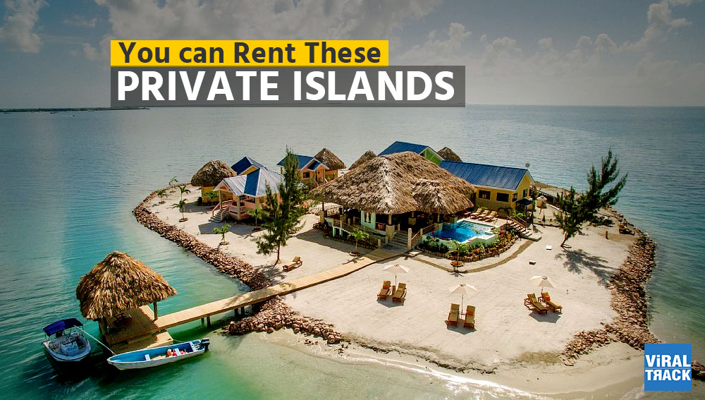 7 Private Islands You Can Rent