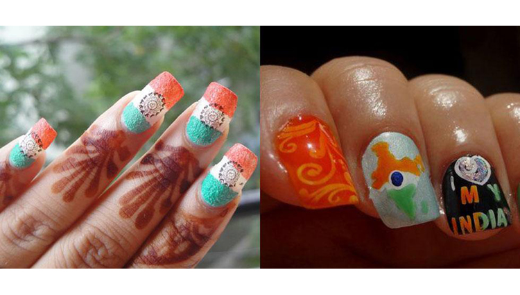 This Independence Day Get Patriotic With Nail Art Designs