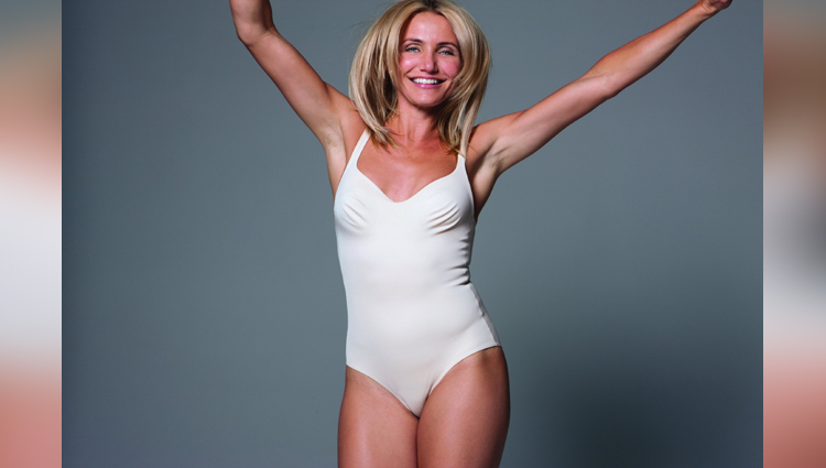 Cameron Diaz turn into 45