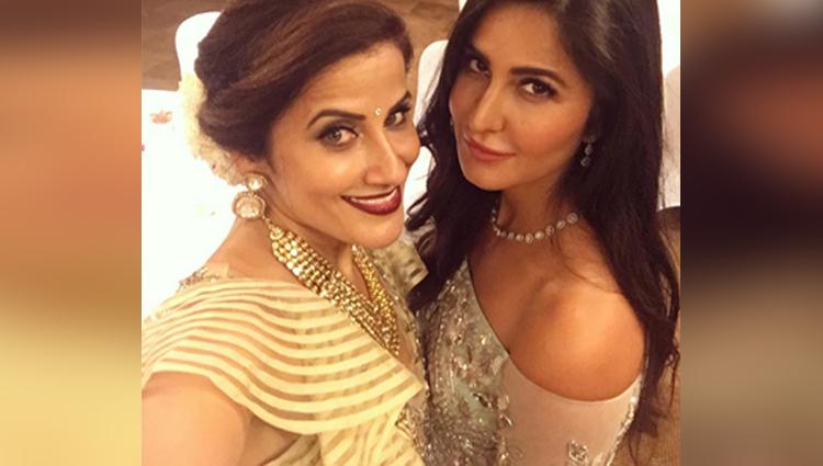 Katrina Kaif Attended A Wedding In The Qureishi Family In Mumbai