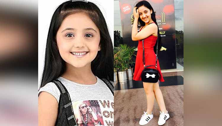 Little Naira from Yeh Rishta Kya Kehlata Hai Is All Grown Up, See In The Pics