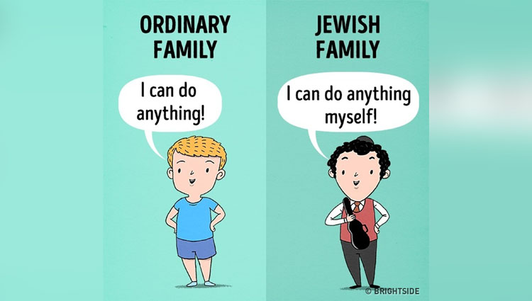 9 Rules That Make The Children Of Jewish Parents More Intelligent