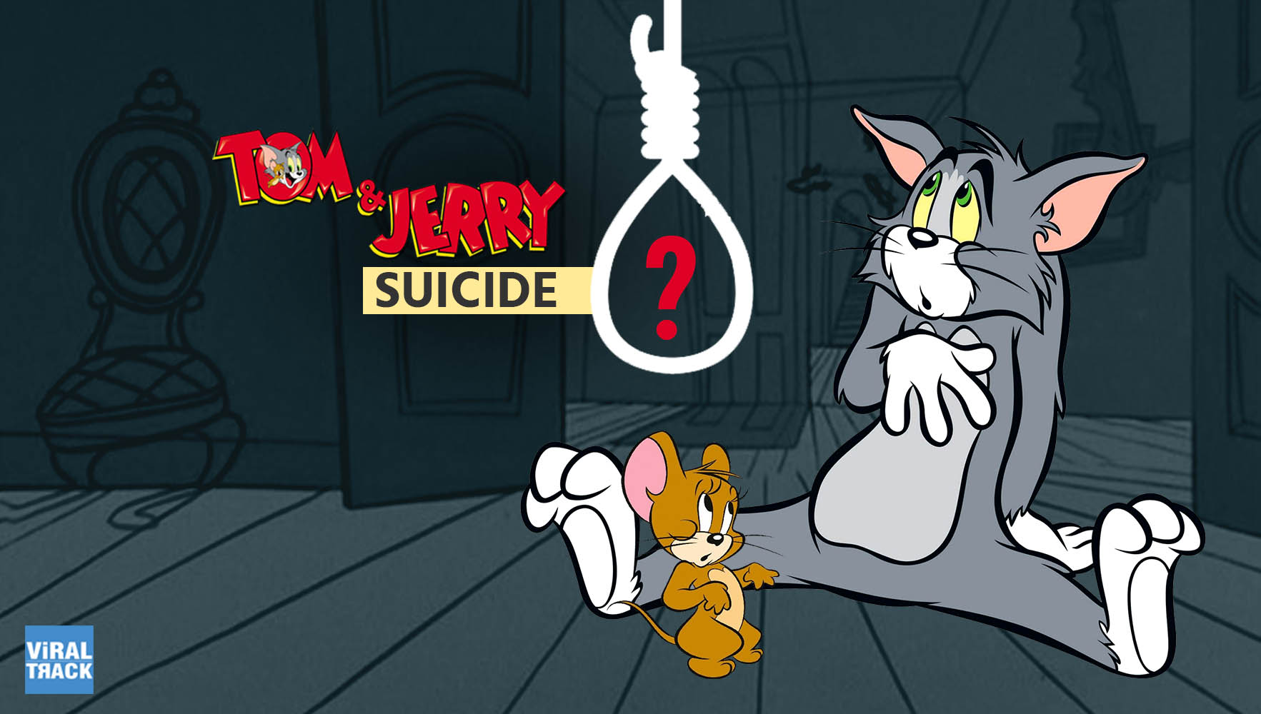 Tom and Jerry Suicide reality