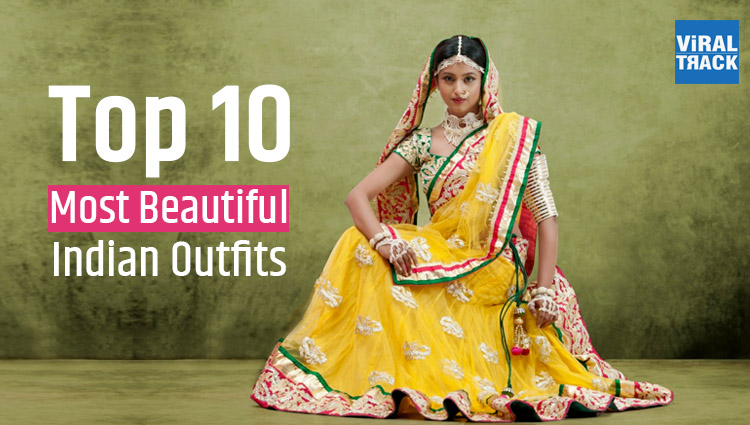 top ten indian women outfits